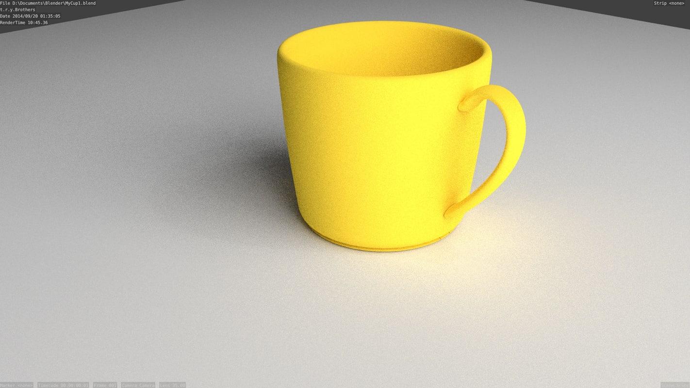 blender cup