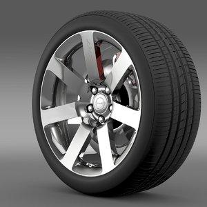 chrysler 300 srt8 wheel max
