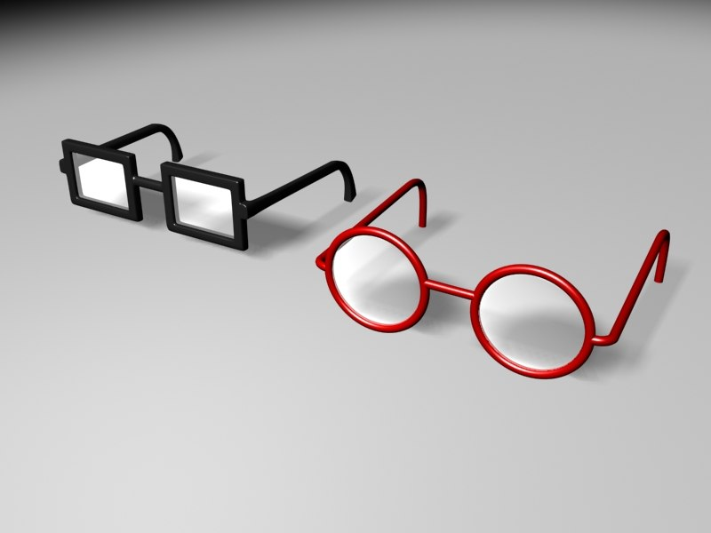cartoon glasses max