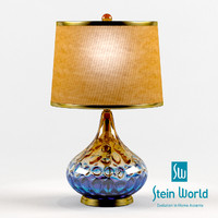 stein shelley table lamp 3d obj