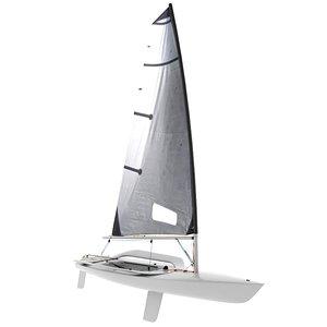 3dsmax dinghy sport