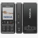 Nokia 3250 3D models