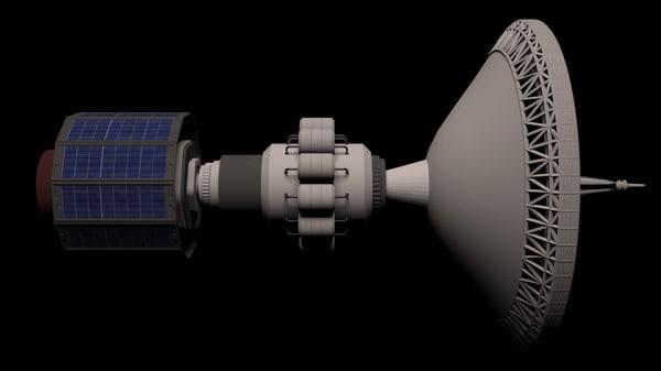 3d explorer 2 model
