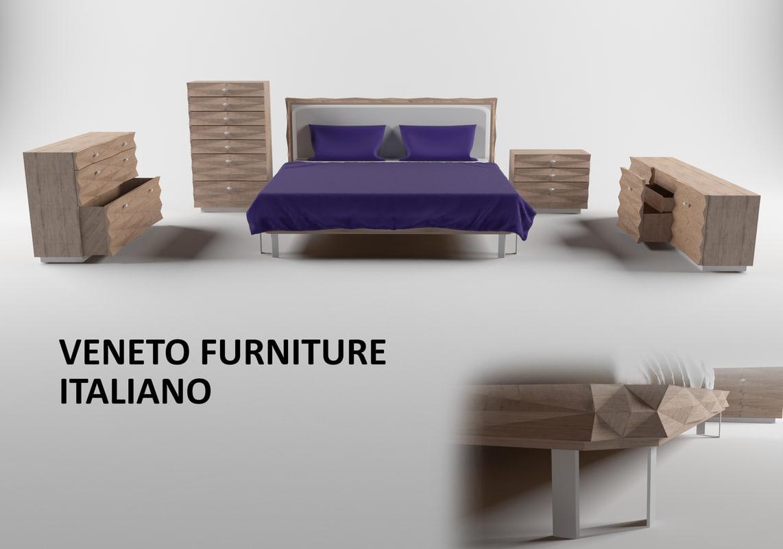 furniture veneto 3d max