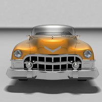 1953 Cadillac Eldorado Car Model