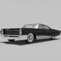 3d 1966 pontiac bonneville