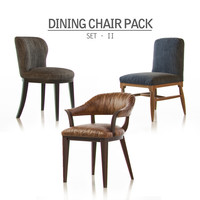 Dining Chair Pack - Set II