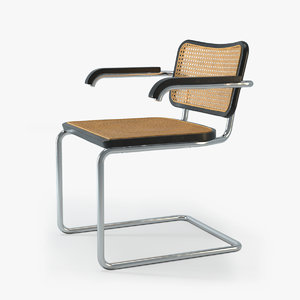 cesca chair s64 3d max