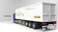 blender truck box