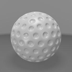 max golf ball golfball