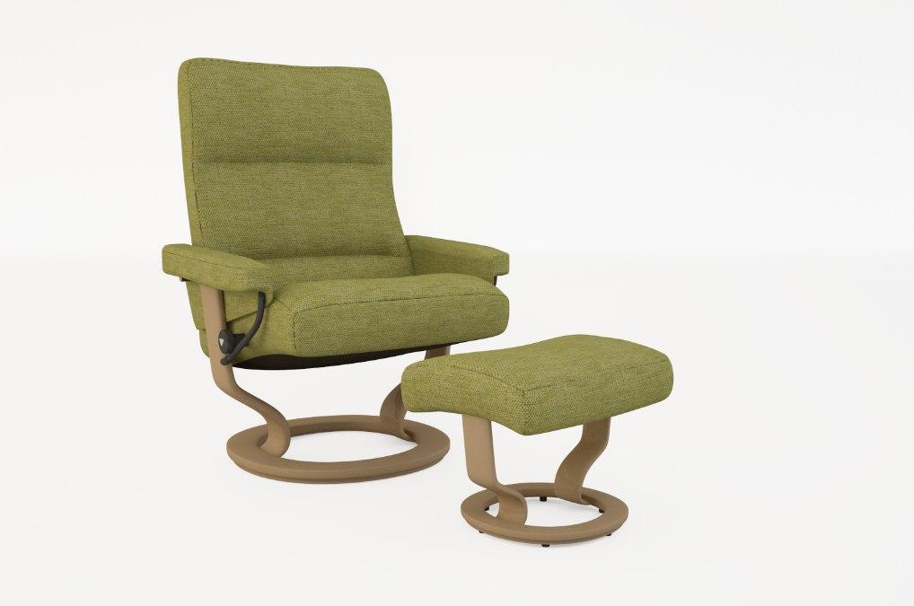atlantic armchair sofa 3d 3ds