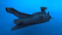 original submarine 3d 3ds