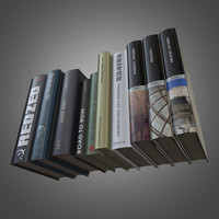 obj book set - ready