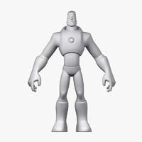 3d model man male guy