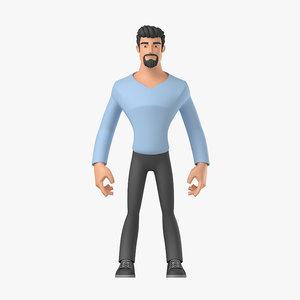 max man character