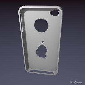 iphone 4 case 3d 3ds