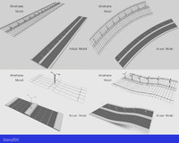 Highway Set - Straights & Bends
