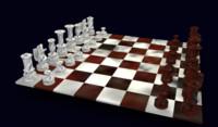 chessboard blend