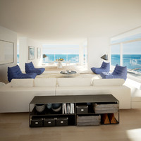 Living Room Seaview