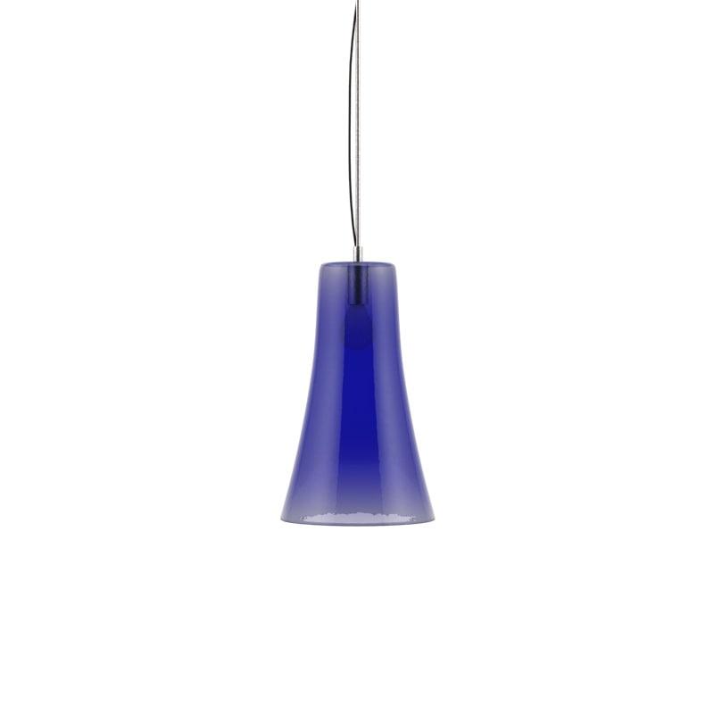 bell shaped pendant light 3d model