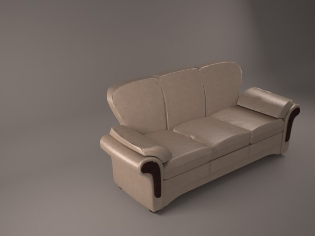 sofa skin wood max