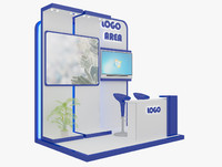 Booth Exhibition Stand(1)