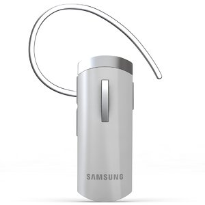 samsung bluetooth 3d model