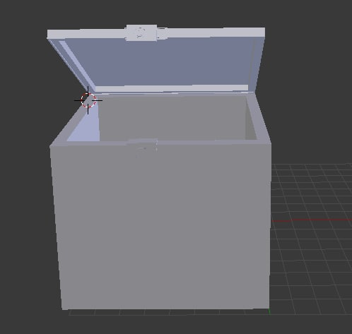 3ds max open crate