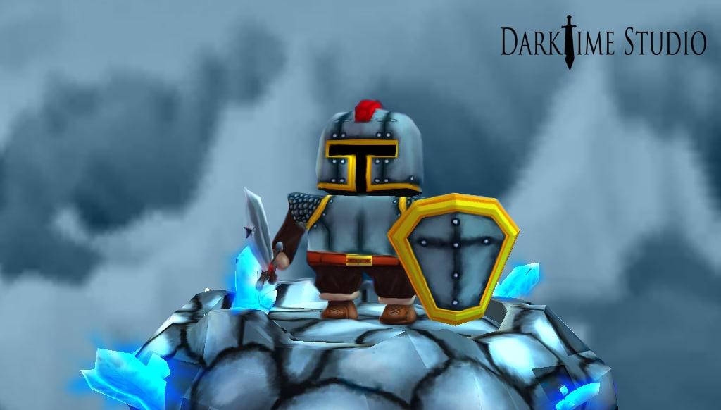 maya cartoon knight games