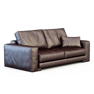 3d sofa carnaby