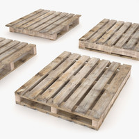 European wood pallet 1200x1000 - 2 ways