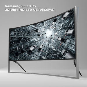max curved tv