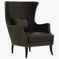 3d brabbu dukono armchair