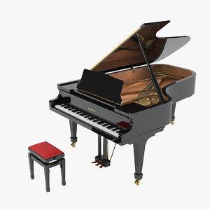 kawai grand piano max