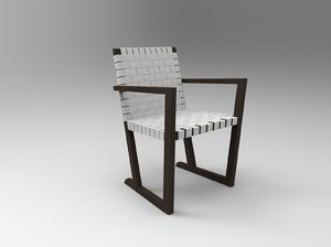 3d serena dinning chair