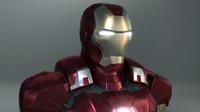 ironman armor max
