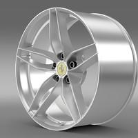 3d model of parts