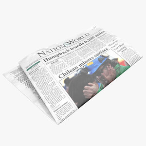newspaper 2 3d 3ds