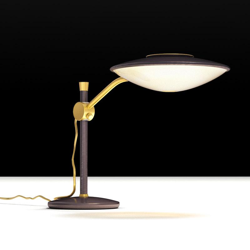 dazor lamp light 3d c4d