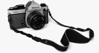 Nikon FM2 Camera with Strap