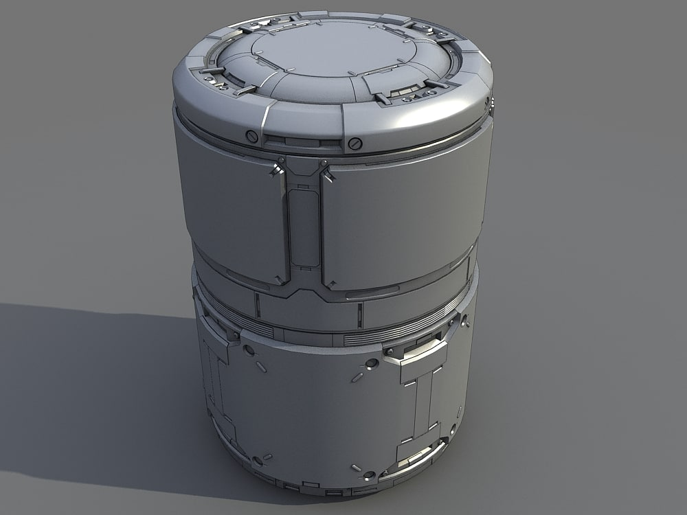 best barrel obj