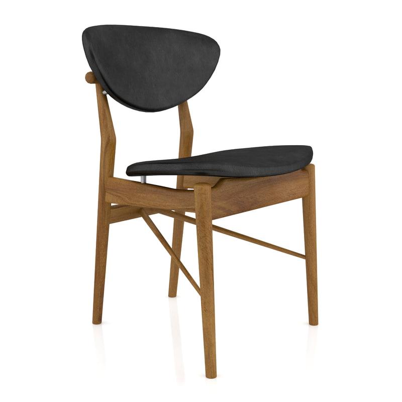 max finn juhl 108 chair