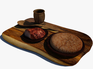max food wood