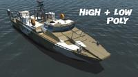 combat boat BK-16