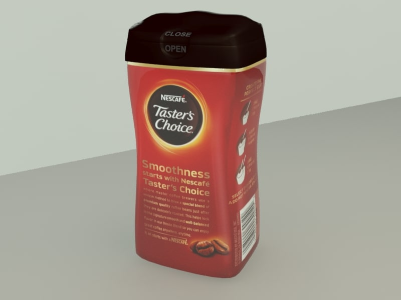 coffee taster s 3d 3ds