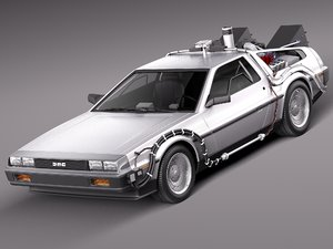 3ds delorean future episode