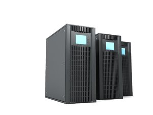 3d ups uninterruptible power supply model