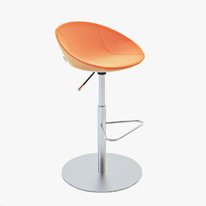 gliss chair 3d 3ds