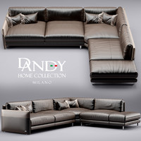 sofa dandy home 3d max
