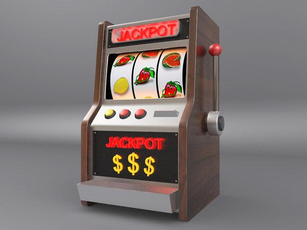 beautiful slot machine 3d 3ds